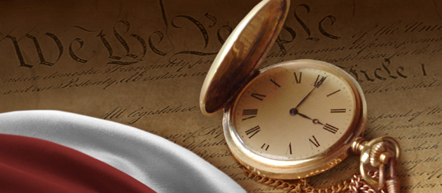 Constitution Minute: Dr. Larry P. Arnn discusses the presidential oath of office.