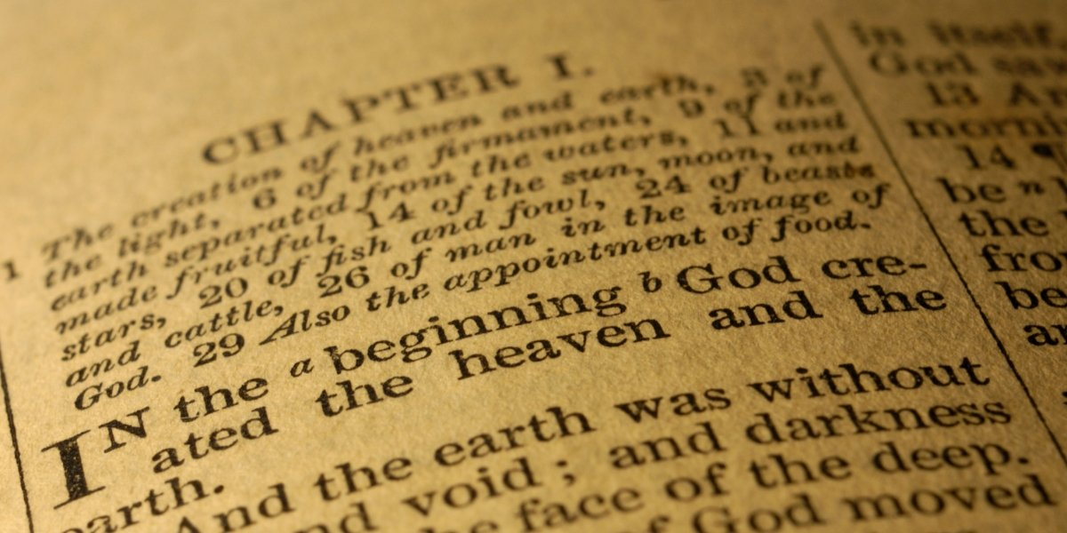 Bible Stories are essential to K-12 Education