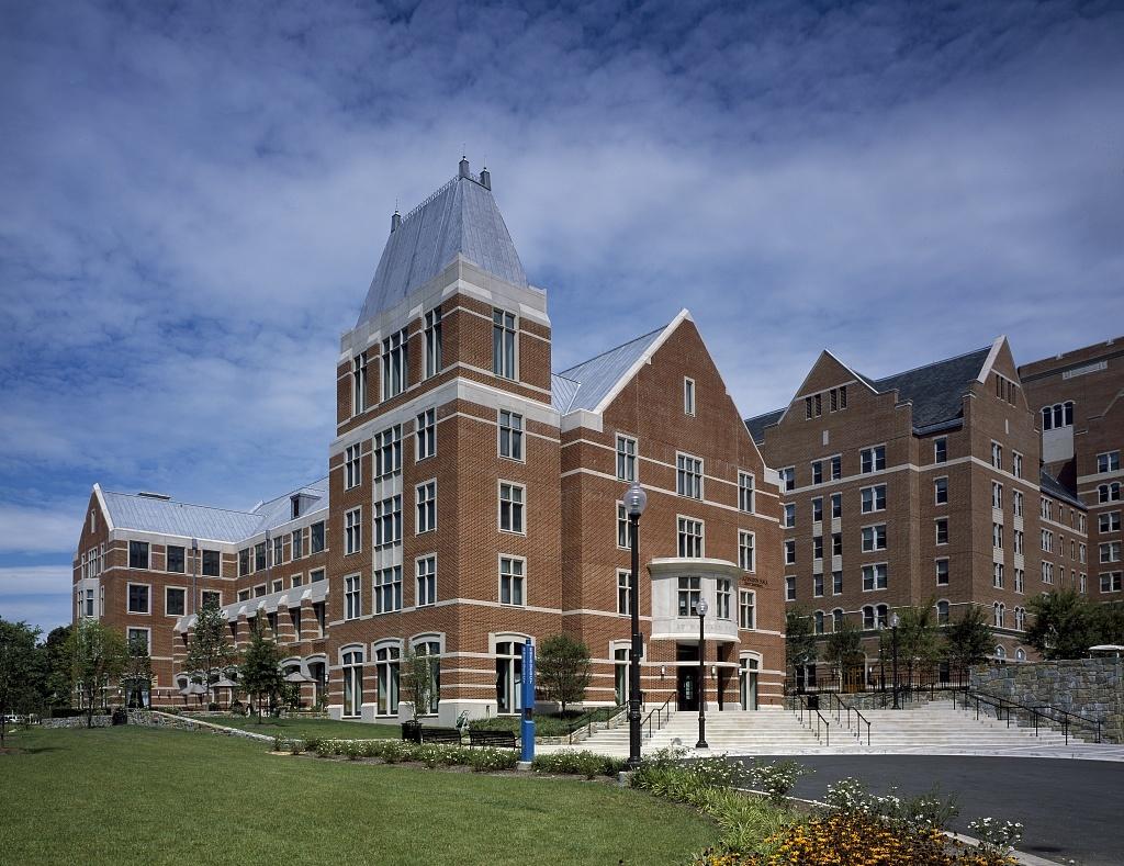 Georgetown University buildings, Washington, D.C.