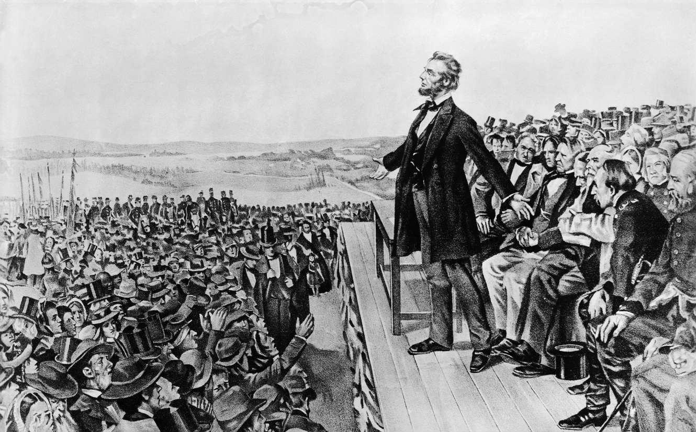 Lincoln-Speech