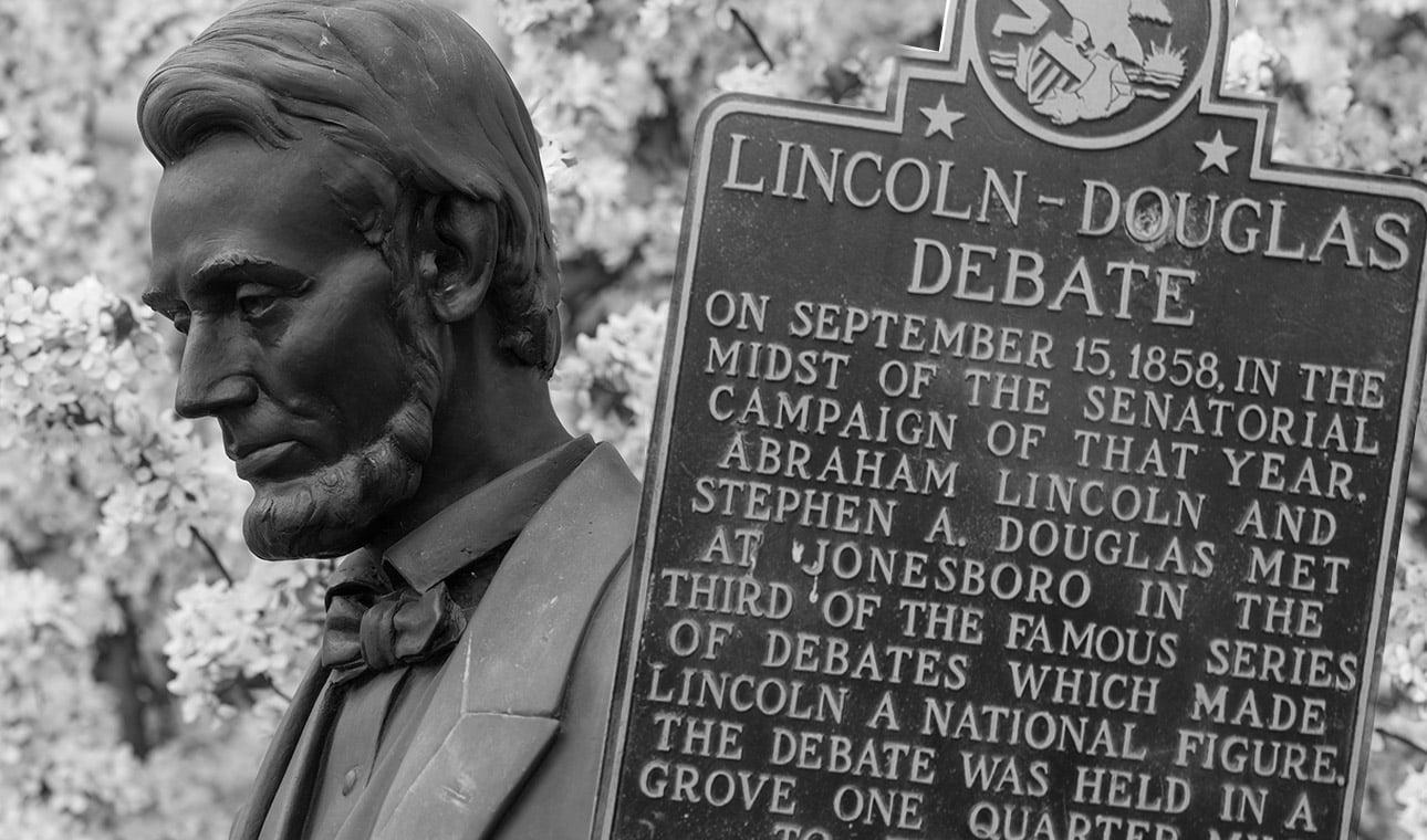 Lincoln Douglas Third Debate