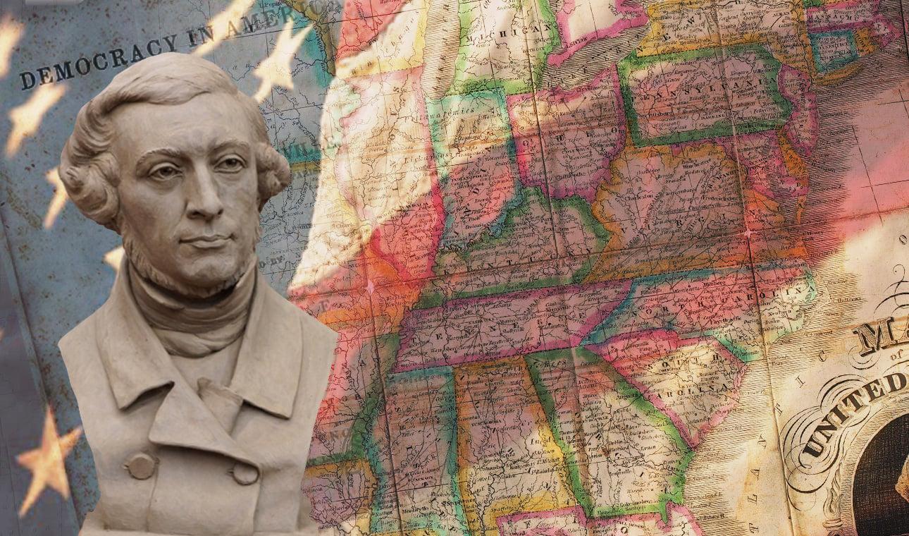 Alexis de Tocqueville's Democracy in America