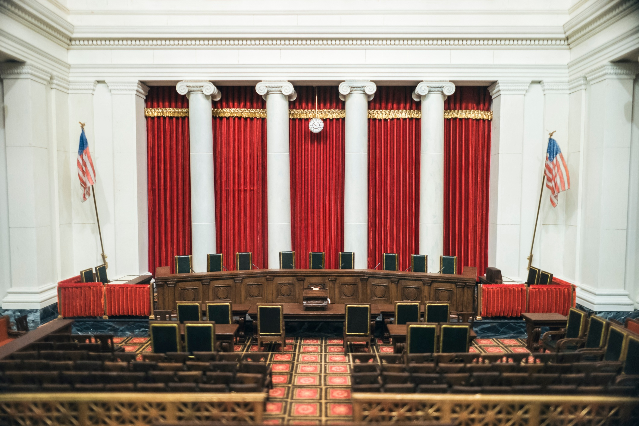 """Larry P. Arnn, in the first of Hillsdale's online lectures on """"The U.S. Supreme Court,"""" points out what may be a little known power of Congress"""