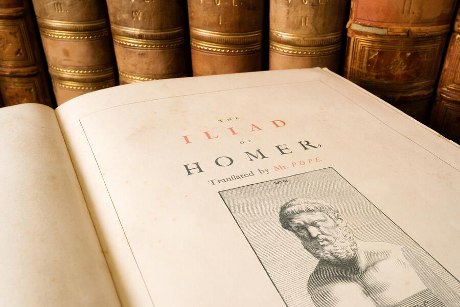 Great books: Homers Iliad Achilles final glory