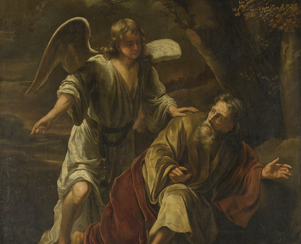 Elijah Painting