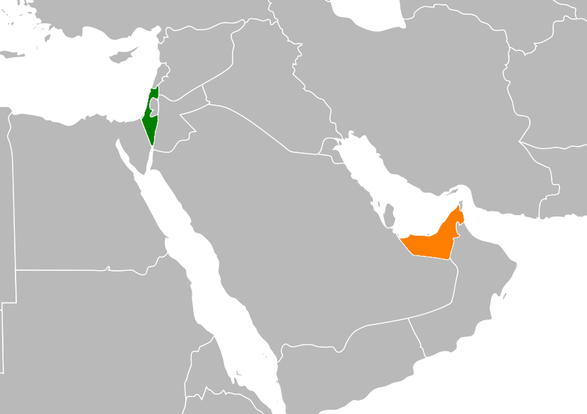 Israel_United_Arab_Emirates_Locator